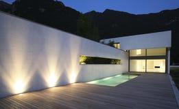 maison moderne photo libre de droits