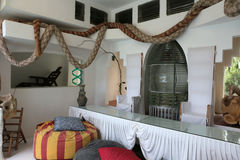 Maison-musée Salvador Dalà dans Portlligat Images libres de droits