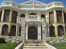Maison néoclassique photos libres de droits