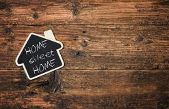 Maison neuve Image stock