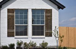 Maison neuve Images stock