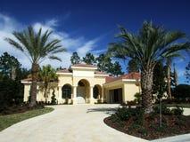 Maison neuve de la Floride photos libres de droits