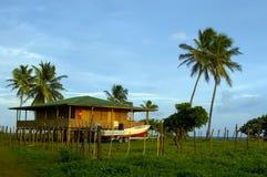 Maison Nicaragua d'île Photo libre de droits