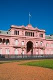 Maison officielle du président de l'Argentine. Images libres de droits