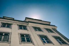 Maison portugaise Images stock