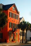 Maison pré révolutionnaire à Charleston photographie stock