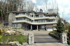 Maison rêveuse Image stock
