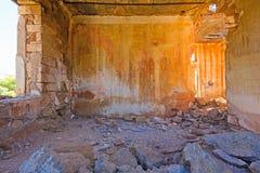 Maison retranchée Photos libres de droits
