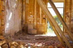 Maison retranchée Photos stock
