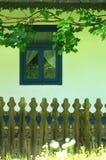 Maison roumaine traditionnelle photos libres de droits