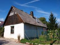 Maison rurale, Kazimierz Dolny, Pologne photos stock