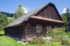 Maison rustique Photos stock