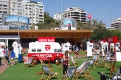 Maison suisse au Rio2016 photo stock