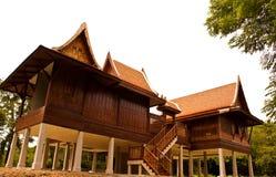 Maison thaïe Photo libre de droits