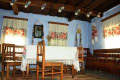 Maison traditionnelle Photographie stock