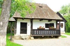 Maison traditionnelle Image stock