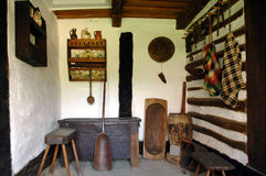 Maison traditionnelle Images stock