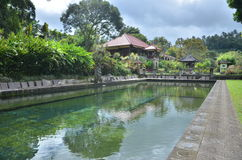 Maison tropicale Photos libres de droits