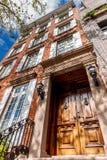 Maison urbaine de Chelsea, Manhattan, New York City photo libre de droits