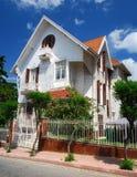 Maison victorienne Buyukada/à Istanbul Photos libres de droits