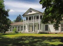 Maison vide de plantation Images libres de droits