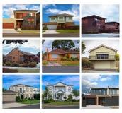 maisons Images libres de droits