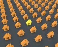 maisons illustration de vecteur