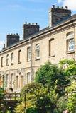 Maisons anglaises images libres de droits