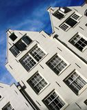 maisons d'Amsterdam Photos libres de droits