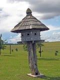 Maisons d'oiseau images stock