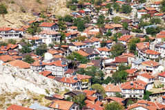 Maisons de Beypazari Image libre de droits