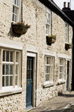 Maisons de Cotswold photos stock
