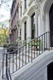 Maisons de grès de Brooklyn Photographie stock