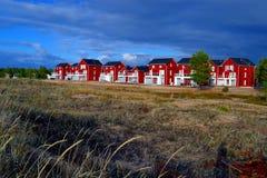 Maisons de loisirs Image libre de droits