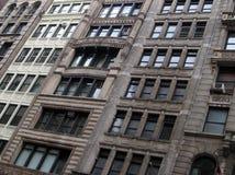 Maisons de New York Photos libres de droits