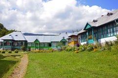 Maisons de nonnes chez Suzana image libre de droits