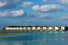 Maisons de vacances image stock