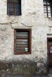 maisons du 19?me si?cle dans la ville historique de Shiroka Laka, r?gion de Smolyan, Bulgarie image stock