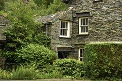 Maisons en pierre Image stock