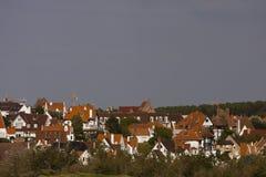 Maisons flamandes Photographie stock libre de droits