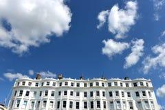 Maisons géorgiennes, Brighton photographie stock libre de droits