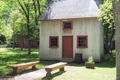 Maisons historiques Photo libre de droits