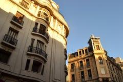 Maisons historiques Photo stock