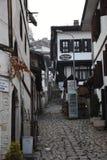Maisons historiques de tabouret, Safranbolu, Turquie Photos libres de droits