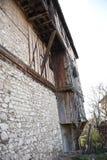 Maisons historiques de tabouret, Safranbolu, Turquie Photo stock