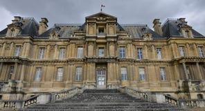 Maisons Laffitte, France - april 4 2016 : castle Royalty Free Stock Photos