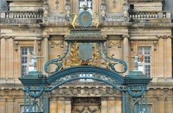 Maisons Laffitte, France - april 4 2016 : castle Stock Photos