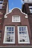 Maisons néerlandaises Photo libre de droits