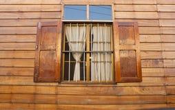Maisons ouvertes en Thaïlande. image stock