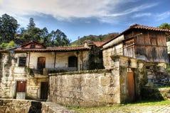 Maisons rurales dans Ermelo Photo stock